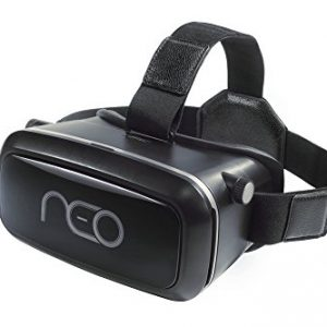 3D Virtual Reality Headset for Mobile Phones: VR Glasses for iPhone And Android, Movie & Gaming Goggles With Multifocal HD Tech & Large Viewing Field, Adjustable Straps & Comfortable Padding